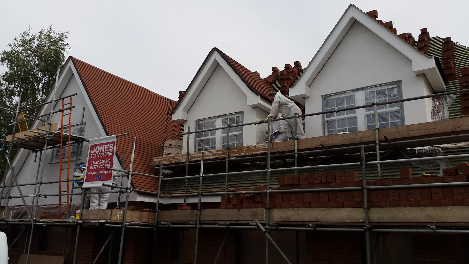 G N P Construction Ltd - Building Contractors in Kingstone, Hereford